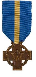 Bij koninklijk besluit van 11 september 1952 onderscheiden