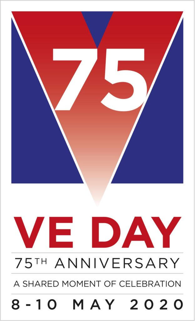 Logo VE Day