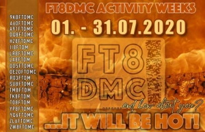 FT8DMC activity days