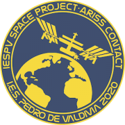 ARISS multipoint telebridge contact met Spaanse school