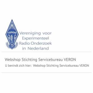 Lid worden van VERON kan vanaf 1 juni via de webshop