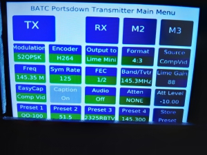 RB-TV experimenteren met reduced bandwidth DATV