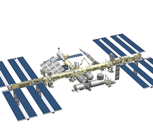 ISS correctie botsing voorkomen