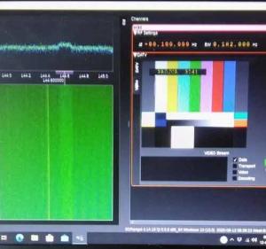 DATV-RB experiment