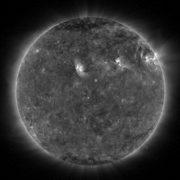 Zonnevlekkencyclus 25 op stoom
