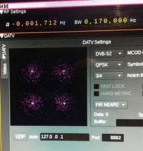 DATV ervaring opgedaan tijdens testen met RB-TV