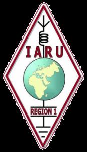 logo IARU-R1