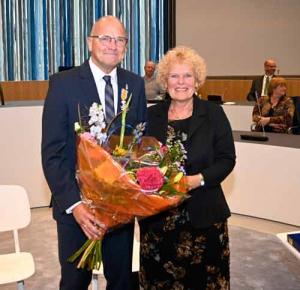 Remy Denker benoemd tot Ridder in de Orde van Oranje-Nassau