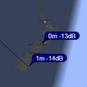 Voorlopig einde aan grey line propagatie experimenten op 60 meterband