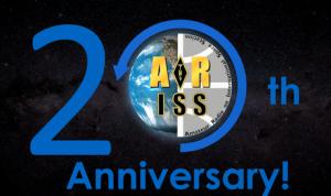 SSTV-uitzending vanaf ISS t.g.v. 20 jaat ARISS