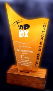 Top 10 DX SWL Contest