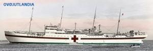 Deens hospitaalschip Jutlandia