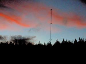 VLF-antenne VO1NA