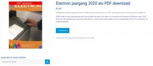ratis jaargang Electron 2020 als PDF download voor VERON leden