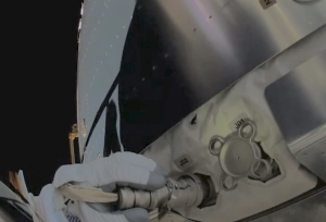 ARISS Columbus Module weer operationeel