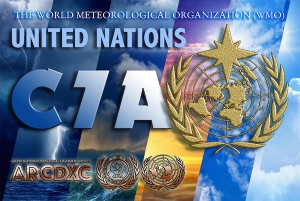 ARCDXC - United Nations actief als C7A