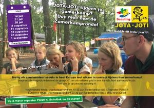JOTA-JOTI zomerkampronde