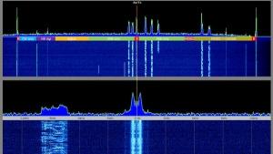 QO-100 Linux transceiver AMSAT-DL