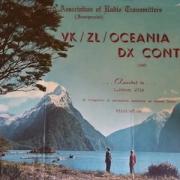 Oceania DX Contest 2021