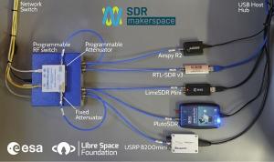ESA MakerSpace SDR online technische briefing